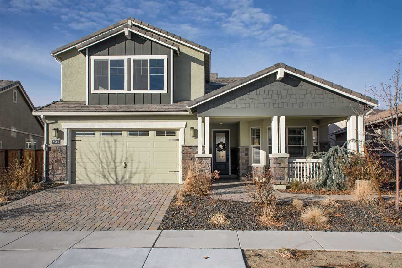 5989 Sweet Cherry Drive Sparks, NV 89436 | MLS 190001134 Photo 1