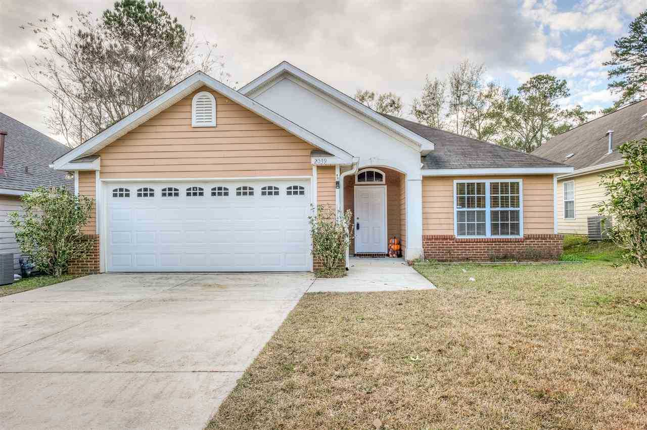 2039 Sunny Dale Drive Tallahassee, FL 32312 in Glen At Golden Eagle Photo 1