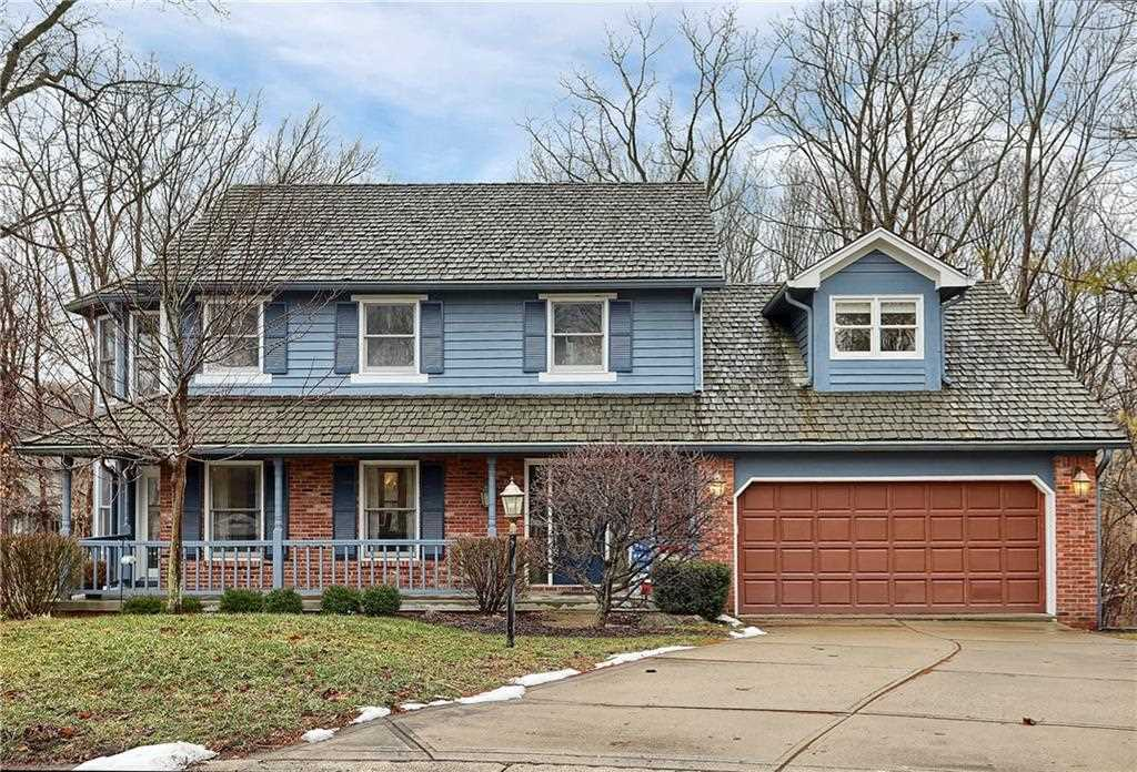 8529 Clew Ct, Indianapolis, IN 46236 | MLS #21616426 Photo 1