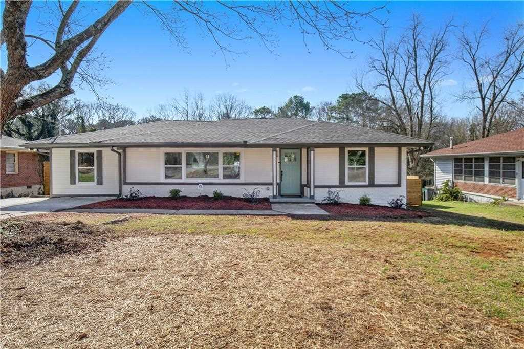 2033 Tilson Rd is a homes for sale located in the East Lake community of Decatur Photo 1