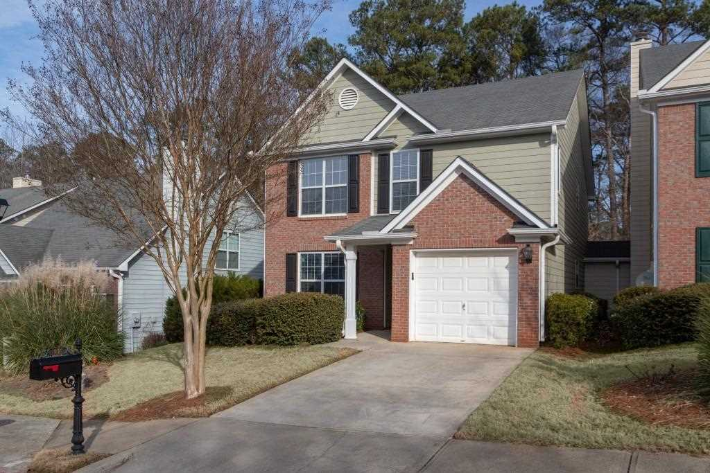 1216 Gates Circle is a townhomes for sale located in the East Atlanta community of Atlanta Photo 1