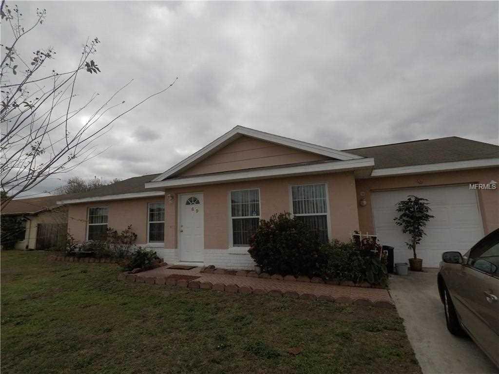 69 Trotters Circle Kissimmee, FL 34743 | MLS S5012895 Photo 1