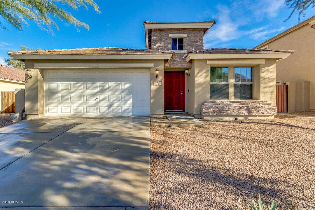 4369 S Tatum Lane Gilbert, AZ 85297 | MLS 5860997 Photo 1