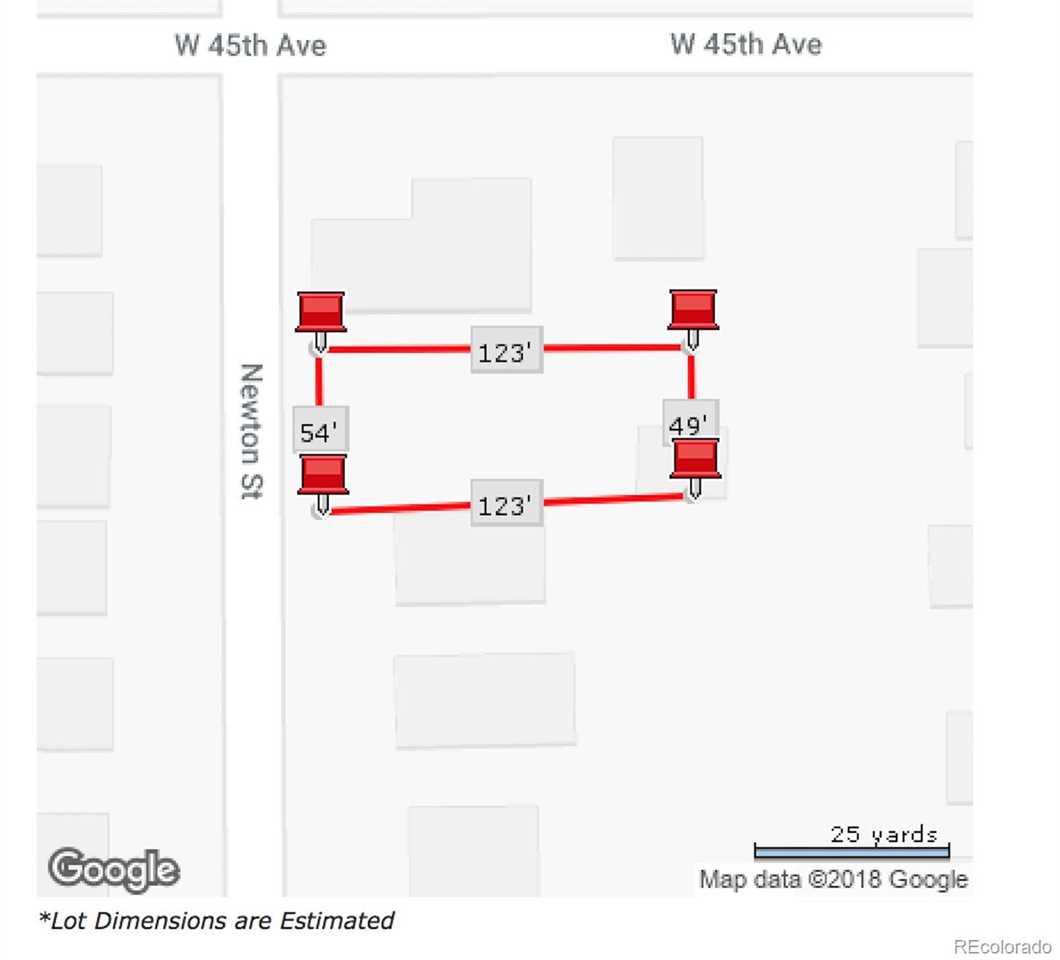 4480 Newton Street Denver, CO 80212 | MLS 5834950 Photo 1
