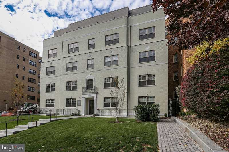 Kalorama  Washington DC | 2434 16th St NW #PH402 | washingtondcrealestate.com Photo 1