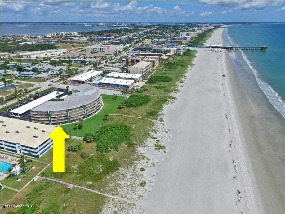4850 Ocean Beach Boulevard #107 Cocoa Beach, FL 32931 | MLS 835983 Photo 1