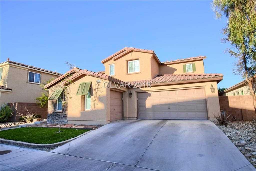 3108 Gnatcatcher Ave North Las Vegas, NV 89084   MLS 2049001 Photo 1