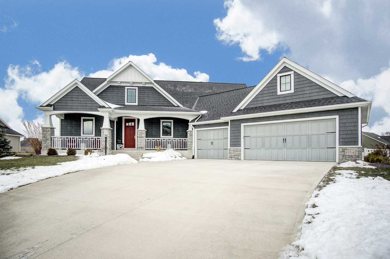 1554 White Coral Court Fort Wayne, IN 46814 | MLS 201903659 Photo 1
