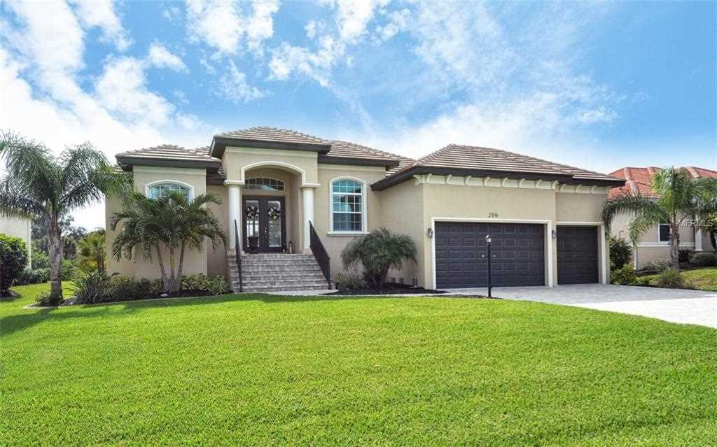 206 Arlington Drive Placida, FL 33946 | MLS D6105082 Photo 1