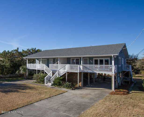 Home For Sale At 115 Parmele Boulevard, Wrightsville Beach NC in Parmele Condominiums Photo 1