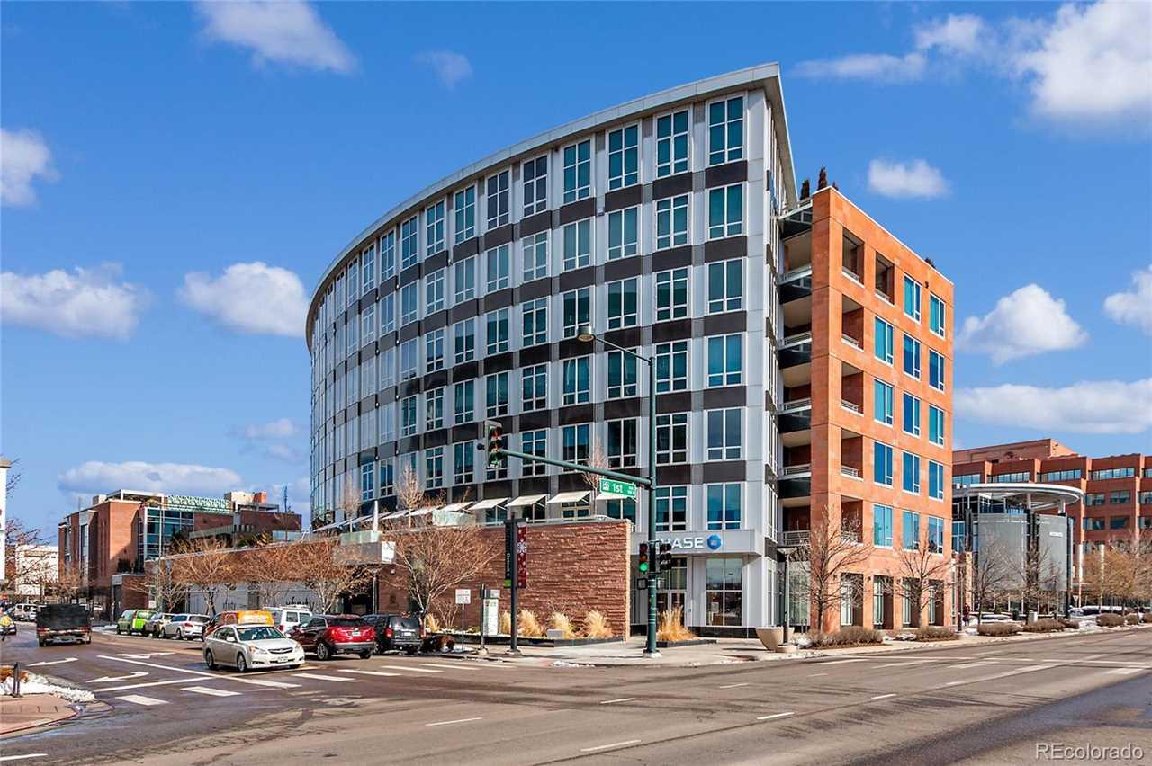 100 Detroit Street #405 Denver, CO 80206 | MLS ® 8020745 Photo 1