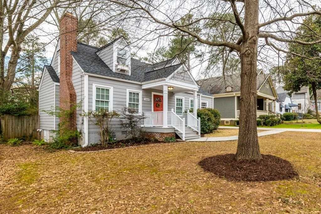 2669 NE Knox St NE is a homes for sale located in the East Lake community of Atlanta Photo 1