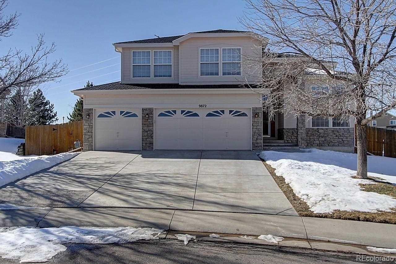 9872 Indian Wells Drive Lone Tree, CO 80124 | MLS 6187324 Photo 1