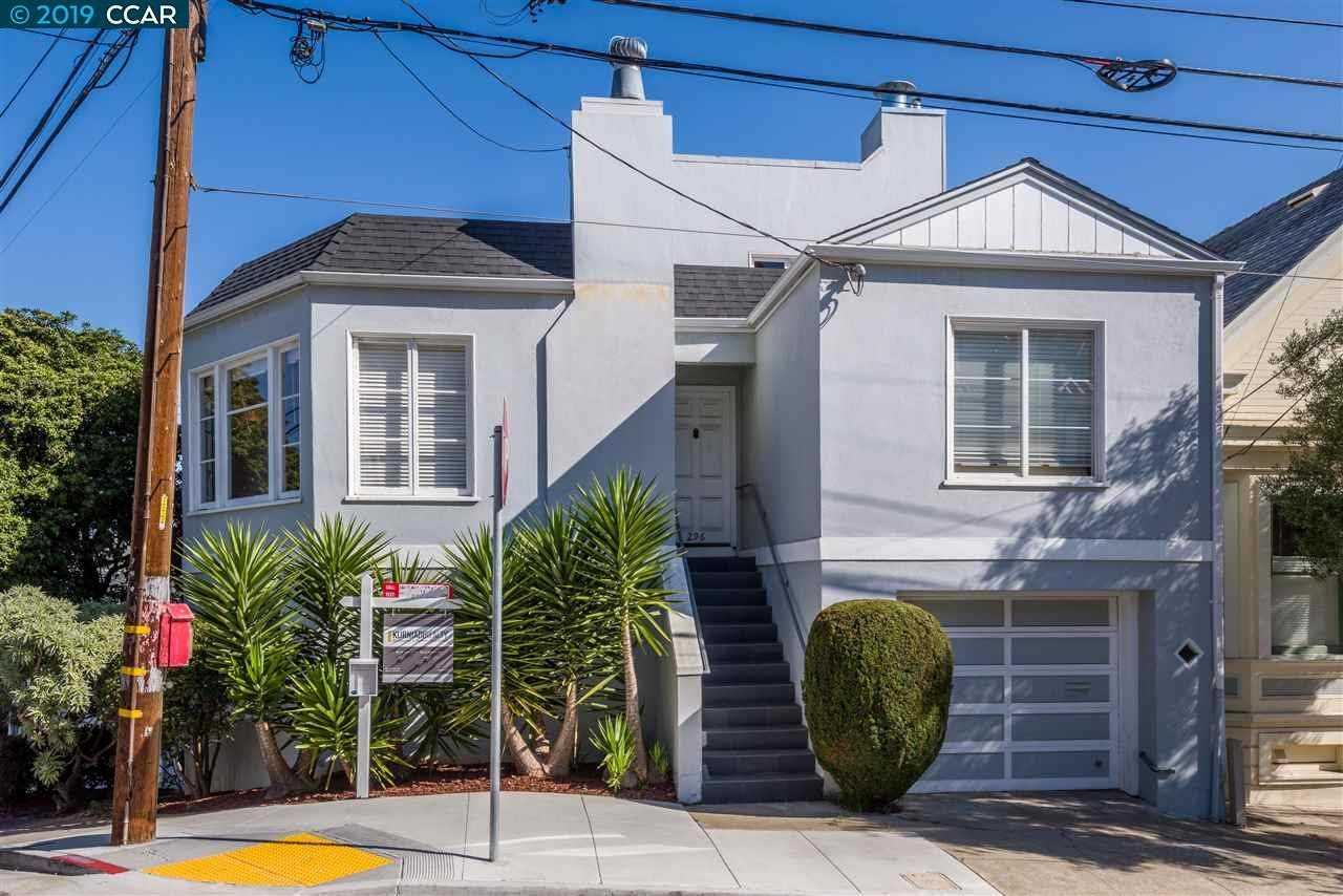 296 Randall Street San Francisco, CA 94131 | MLS 40852242 Photo 1