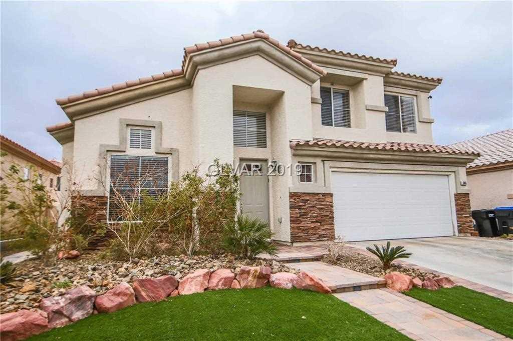 346 Blackstone River Ave Las Vegas, NV 89148 | MLS 2067942 Photo 1