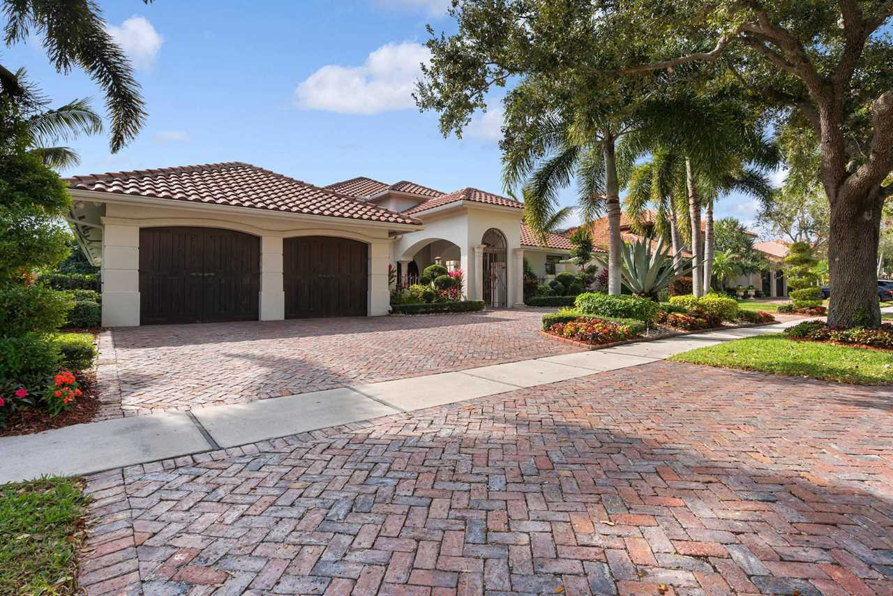 3168 Harrington Drive Boca Raton, FL 33496 - MLS# RX-10499771 | BocaRatonRealEstate.com Photo 1