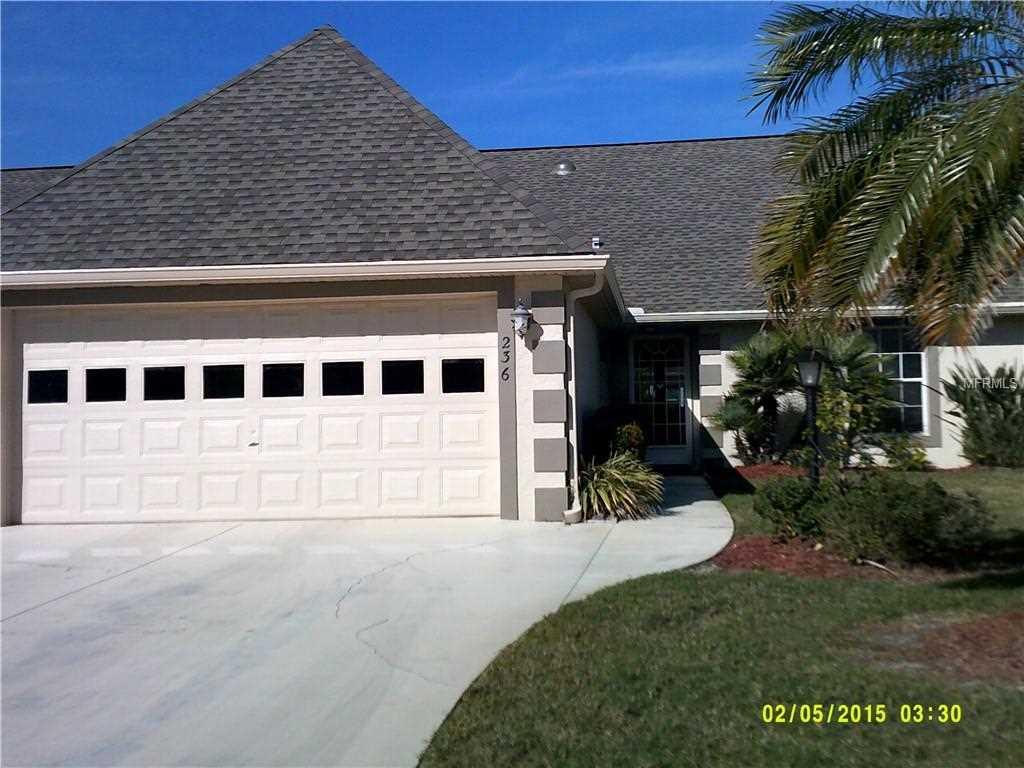 236 Park Forest Boulevard Englewood, FL 34223   MLS D6105025 Photo 1