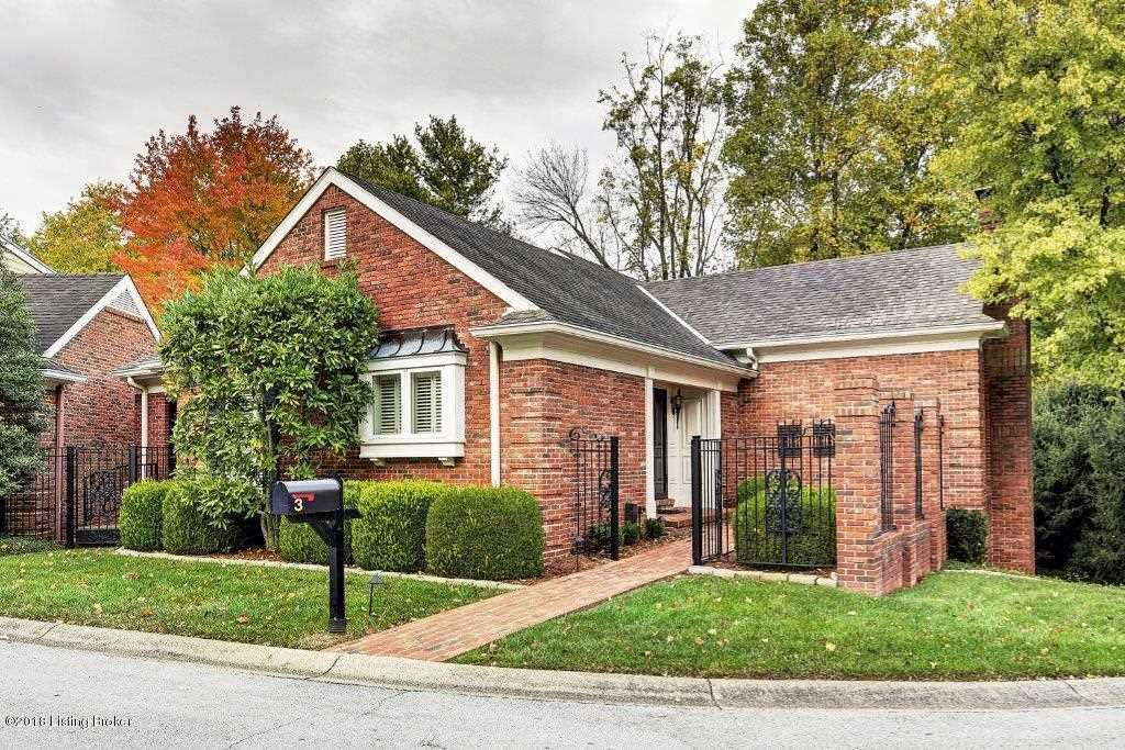 3 Brownsboro Hill Rd Louisville KY 40207 | MLS#1518458 Photo 1