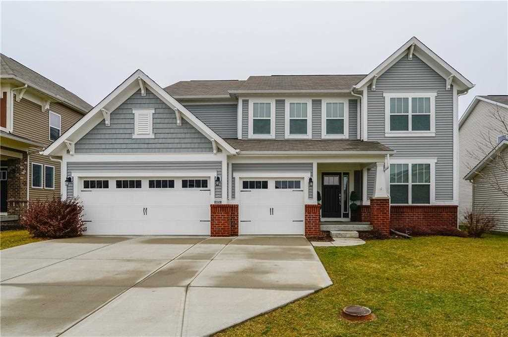 6176 Ringtail Circle, Zionsville, IN 46077 | MLS #21617884 Photo 1