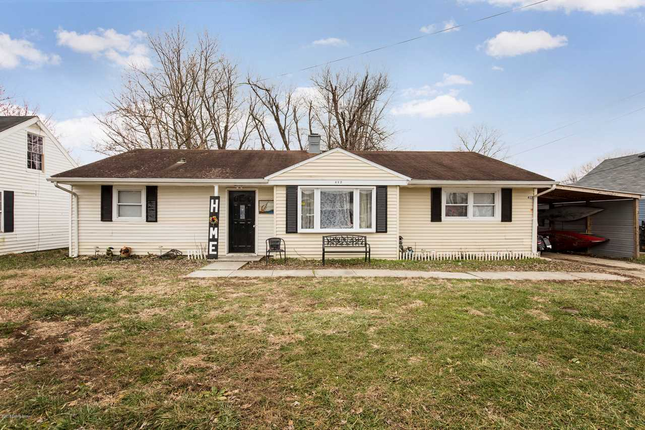 412 Eastview Cir Shelbyville KY in Shelby County - MLS# 1520640 | Real Estate Listings For Sale |Search MLS|Homes|Condos|Farms Photo 1