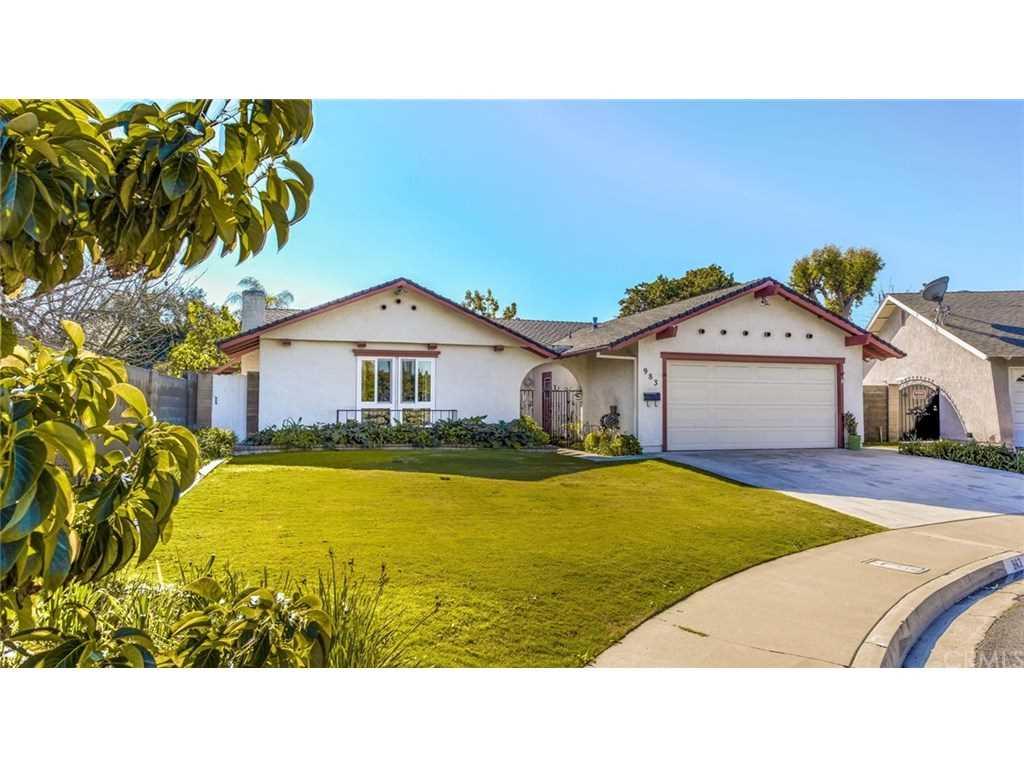 983 Hartford Way Costa Mesa, CA 92626   MLS OC19028504 Photo 1