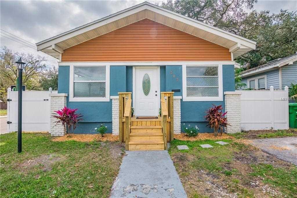 302 W Hilda Street Tampa, FL 33603 | MLS T3155233 Photo 1