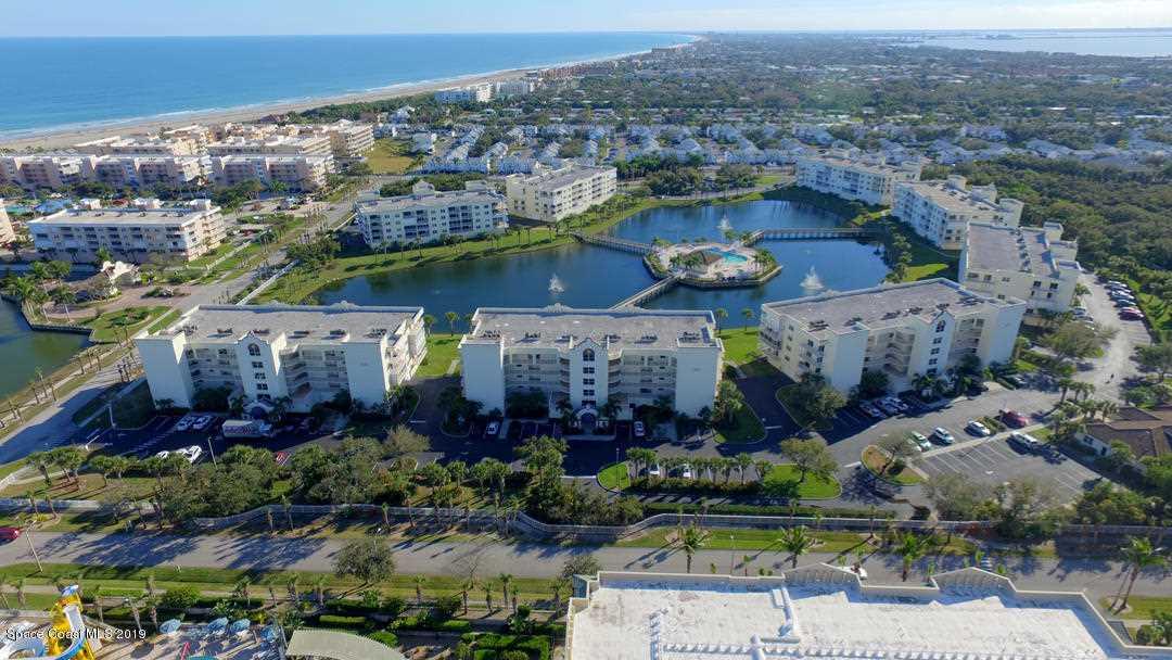 8951 Lake Drive #402 Cape Canaveral, FL 32920 | MLS 836472 Photo 1