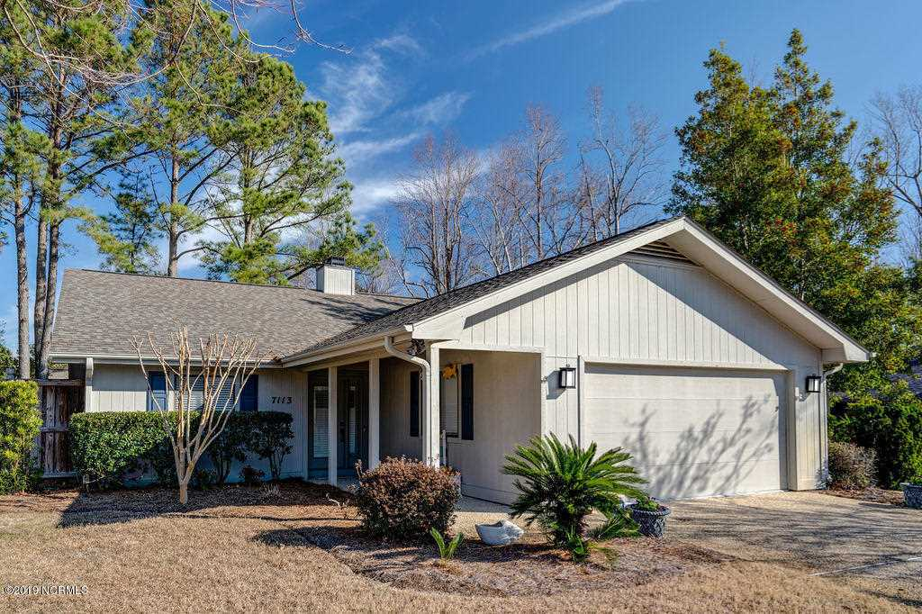 Home For Sale At 7113 Key Pointe Drive, Wilmington NC in Covil Estates Photo 1