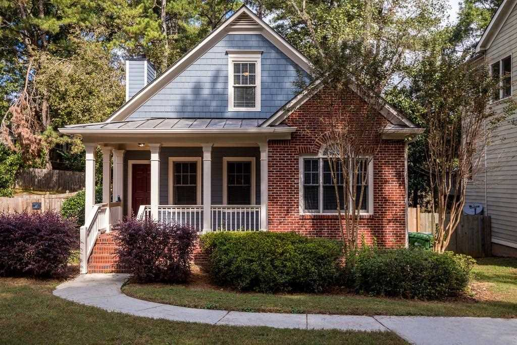 1678 Cecile Ave SE is a homes for sale located in the East Atlanta community of Atlanta Photo 1