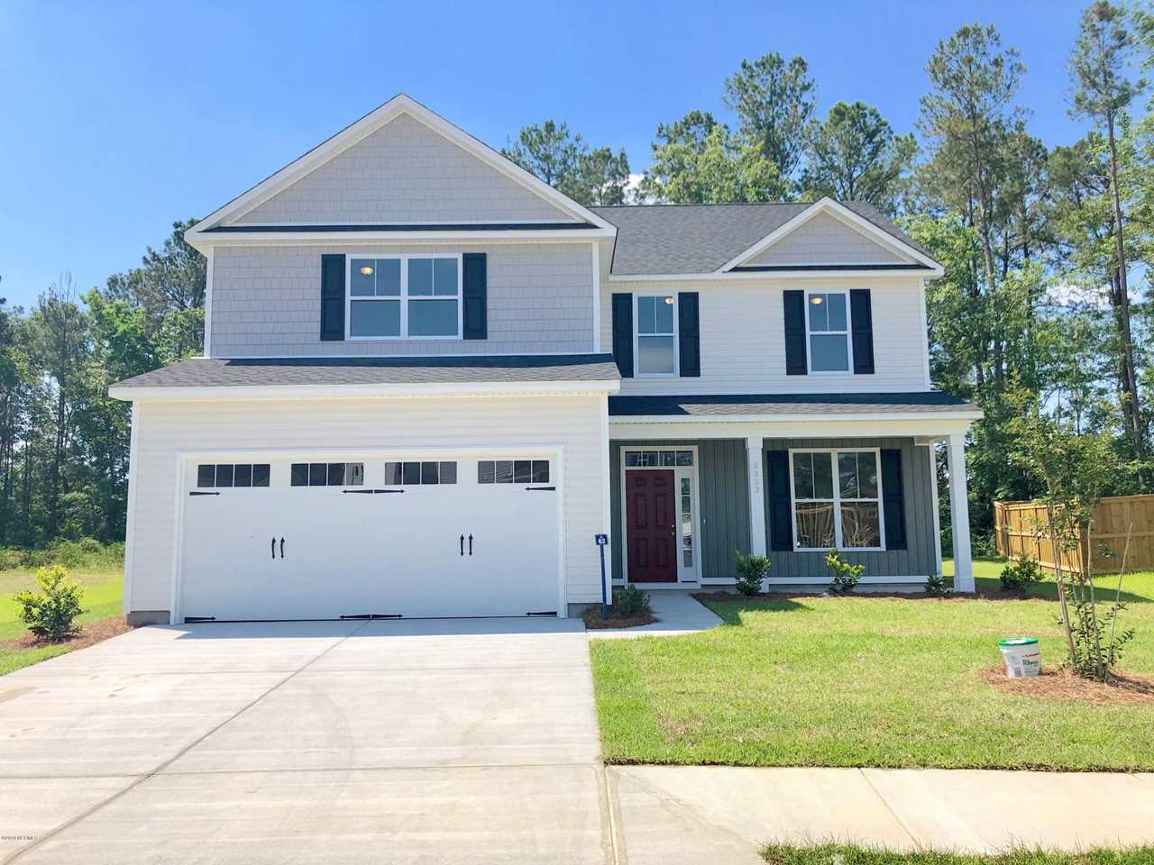 Home For Sale At 9333 Cassadine Court, Leland NC in Windermere Estates Photo 1
