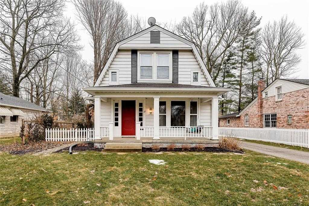 41 W 52nd Street, Indianapolis, IN 46208   MLS #21618085 Photo 1