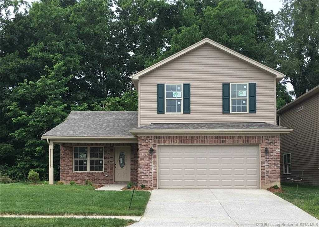 4807 Lucas (Lot 4CC) Lane New Albany, IN 47150   MLS 201905784 Photo 1
