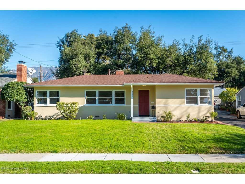 1311 Oak Circle Drive, Glendale, CA 91208 | MLS #819000600  Photo 1