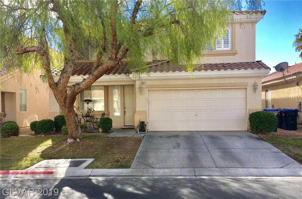 261 Lenape Heights Ave Las Vegas, NV 89148 | MLS 2067744 Photo 1