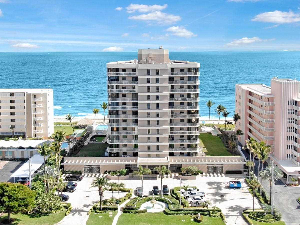 2917 S Ocean Boulevard #103 Highland Beach, FL 33487   MLS RX-10503242 Photo 1