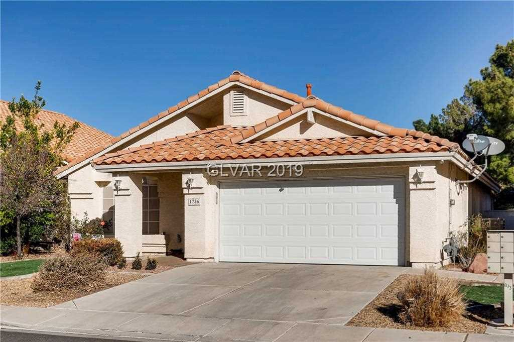 1756 Beechnut Ave Henderson, NV 89074 | MLS 2068269 Photo 1