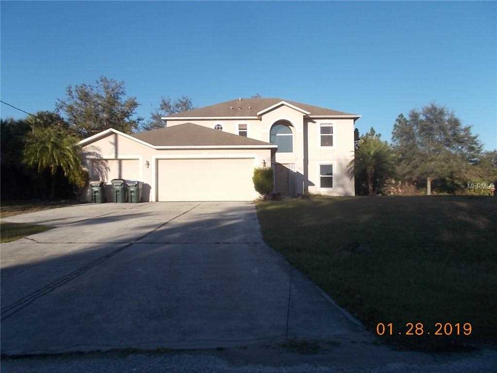 1676 Oakland Road North Port, FL 34286 | MLS C7411678 Photo 1