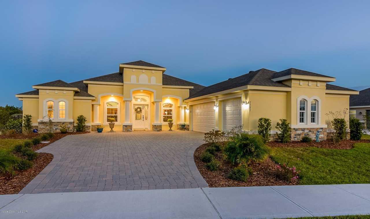 7387 Preserve Pointe Drive Merritt Island, FL 32953 | MLS 836487 Photo 1
