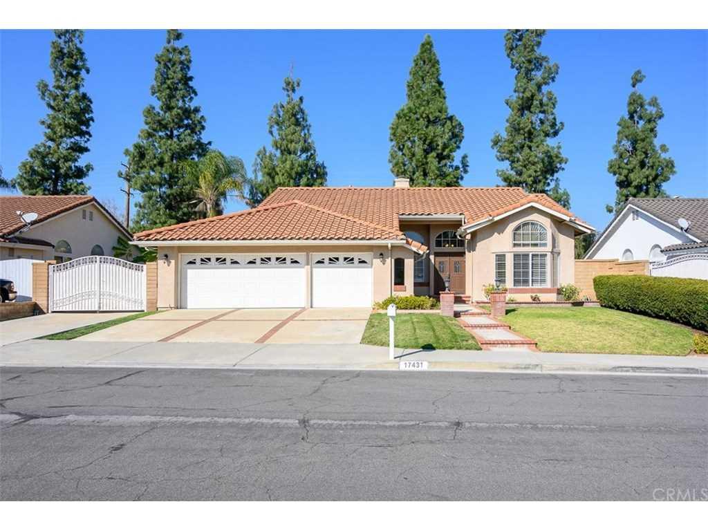 17431 Green Pine Way Yorba Linda, CA 92886   MLS PW19030886 Photo 1