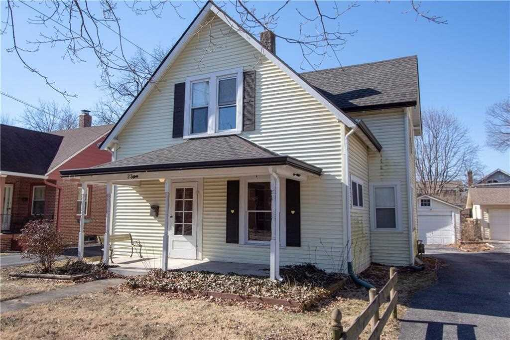 334 N Whittier Place, Indianapolis, IN 46219 | MLS #21618271 Photo 1