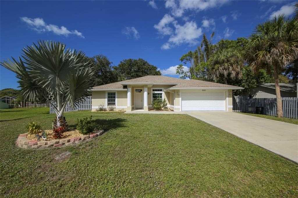 550 Foxglove Road Venice, FL 34293 | MLS N6104243 Photo 1