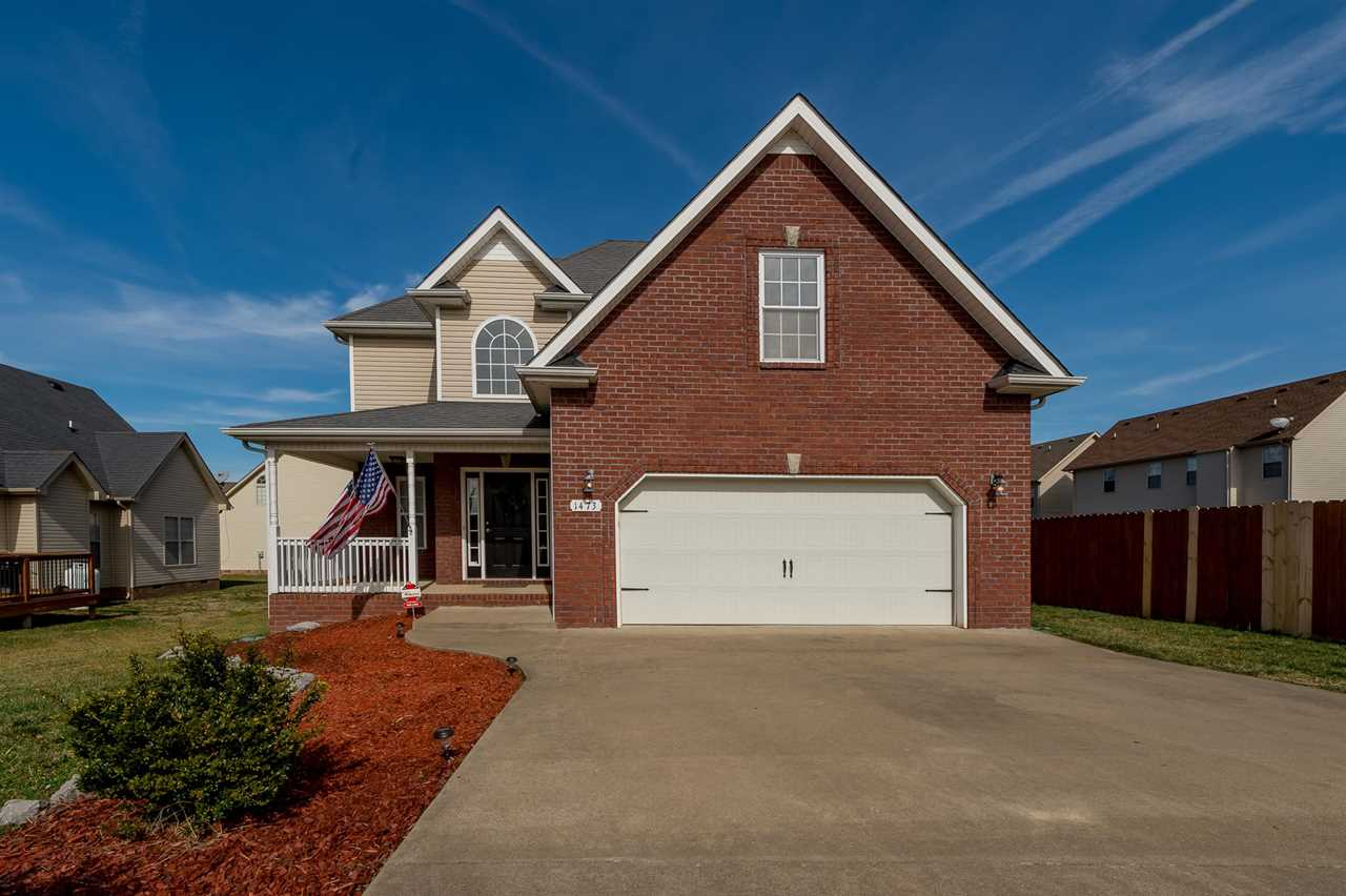 1473 Bruceton Dr Clarksville, TN 37042 | MLS 2010662 Photo 1