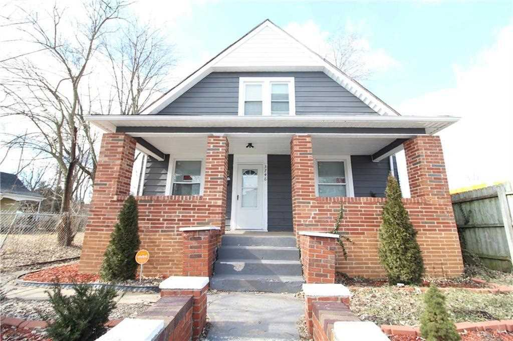 3746 N Capitol Avenue, Indianapolis, IN 46208 | MLS #21618323 Photo 1