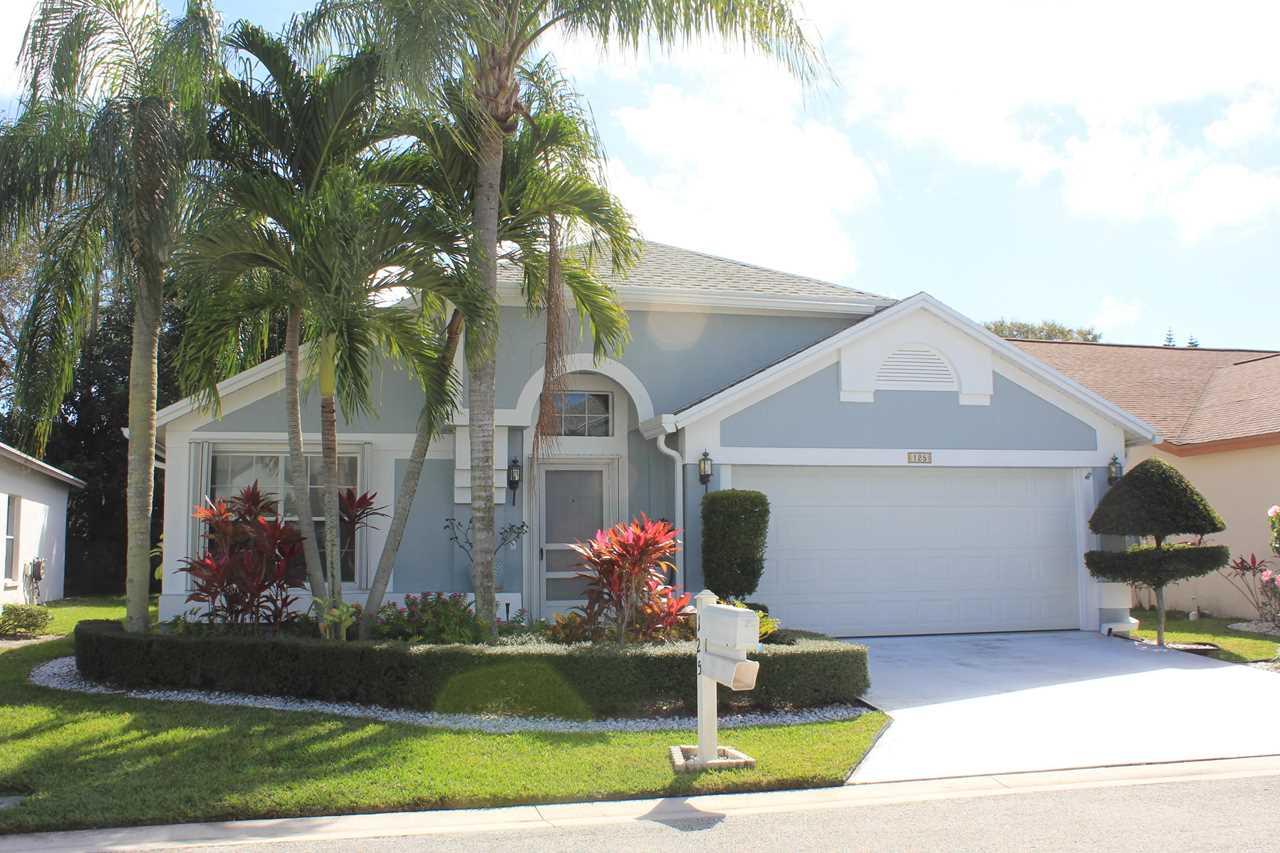 125 Hammocks Drive Greenacres, FL 33413 | MLS RX-10503661 Photo 1