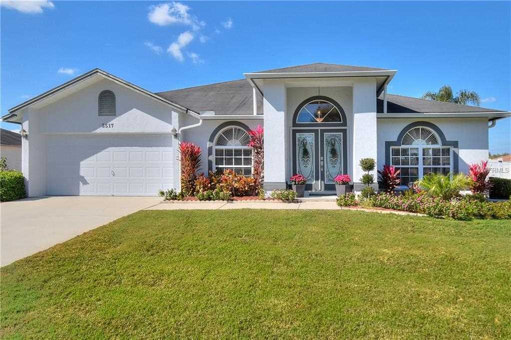 5517 Oakford Drive Lakeland, FL 33812 | MLS L4906157 Photo 1