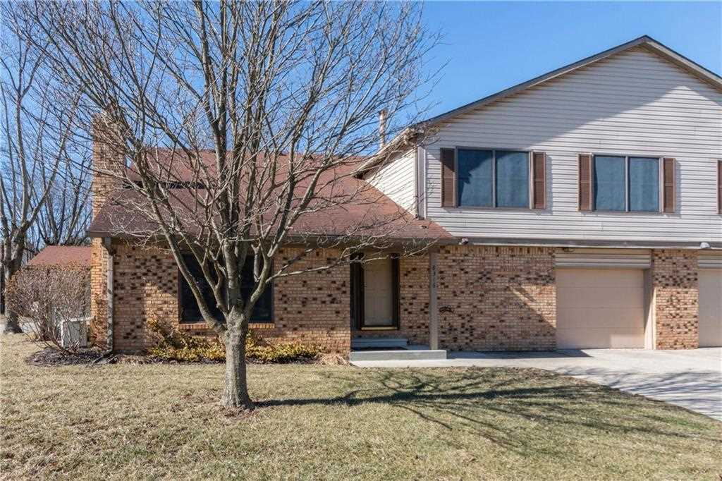 8316 Chapel Pines Drive, Indianapolis, IN 46234 | MLS #21618373 Photo 1