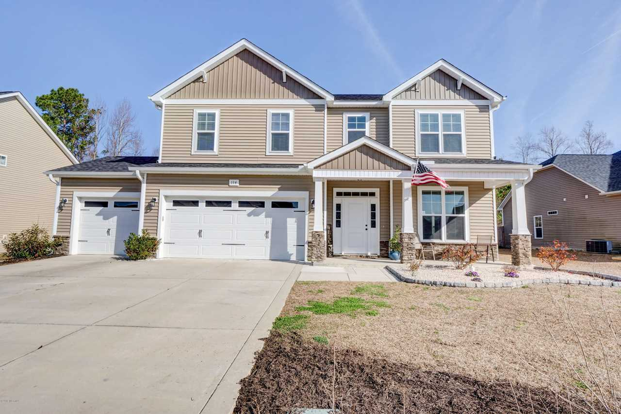 114 Mittams Point Drive Jacksonville, NC 28546 | MLS 100149841 Photo 1