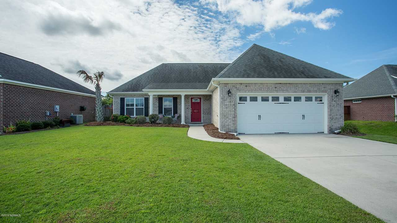 Home For Sale At 509 Flagler Drive, Wilmington NC in West Bay Estates Photo 1
