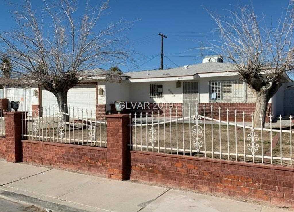 2208 Dogwood Ave North Las Vegas, NV 89030   MLS 2059712 Photo 1