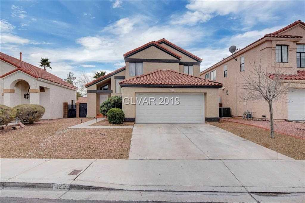 122 Wynntry Dr Henderson, NV 89074 | MLS 2068615 Photo 1